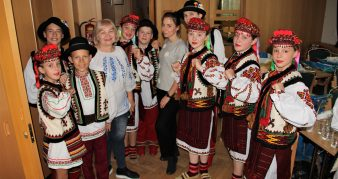 Tanec pro Ukrajinu